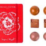 ユーゴ&ビクトール母の限定チョコレート