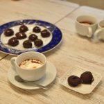 映画ショコラのチョコレート