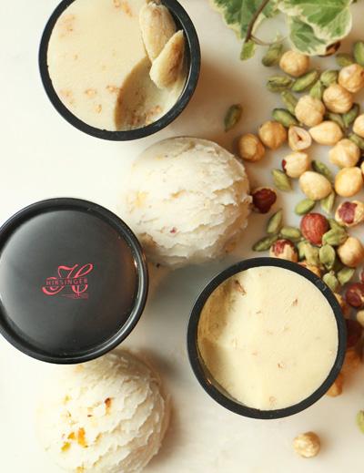 イルサンジェーのアイスクリーム