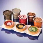 ゴディバのアイスクリームギフト