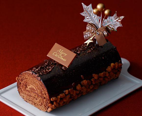 ルタオのクリスマスケーキ2017「ブッシュ ド ノエル ソワレ」