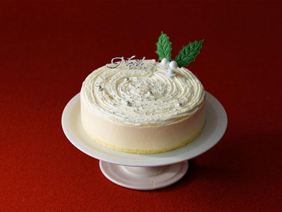 ルタオのクリスマスケーキ2017「ノエル ブラン ドゥ ラ トゥール」