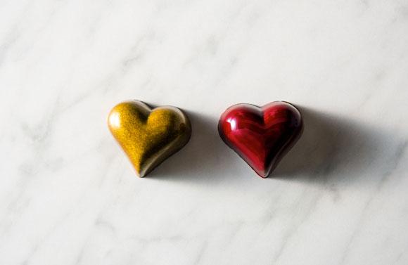 パークハイアット東京のバレンタイン2018「チョコレート ハート」