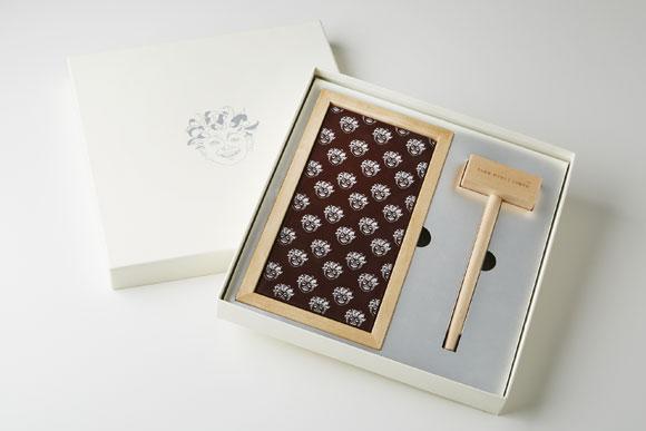 パークハイアット東京のバレンタイン2018「ガッツィー チョコレート」